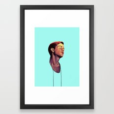 Perfume Genius Framed Art Print