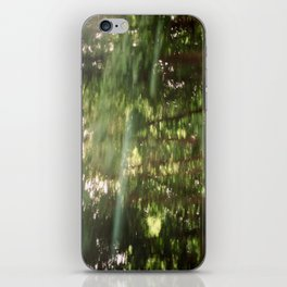 Moving Trees  iPhone Skin