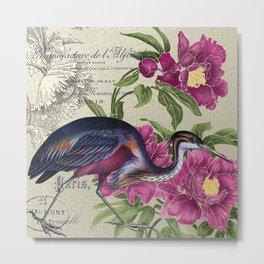 Coastal Bird 3 Metal Print