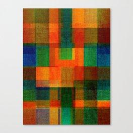 Decor colors - Canvas Print