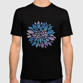 Floral Abstract 34 T-shirt