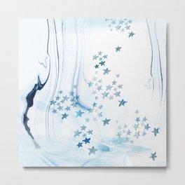 Stars Of The Sea Metal Print