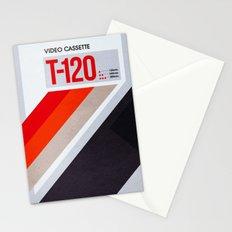 VHS (1) - Random Memories Stationery Cards