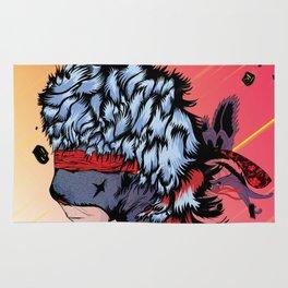 Ninja Bear & Lagorca Rug