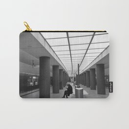 Tube-Station Brandenburg Gate in Berlin Carry-All Pouch