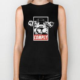 COMPLY Biker Tank