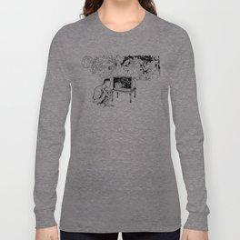 KABOOM! Long Sleeve T-shirt