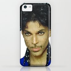 Polygonal Portrait of Prince iPhone 5c Slim Case