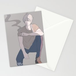 Zen Smoking Stationery Cards