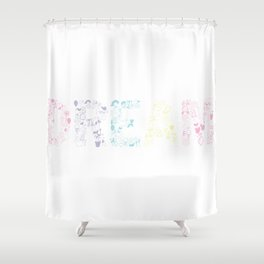 trial Shower Curtain