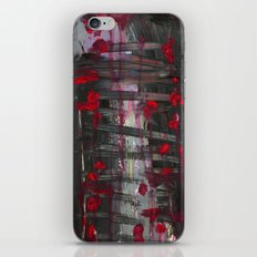 stitches iPhone & iPod Skin