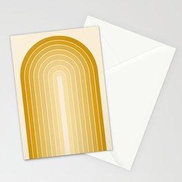 Gradient Arch XXV Stationery Cards