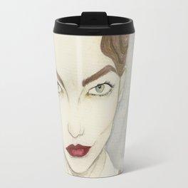 Karlie Kloss Travel Mug