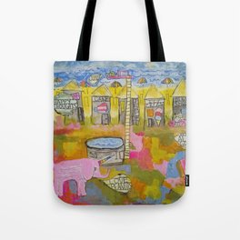 Happy Thoughts Tote Bag