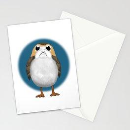 Simply Porg Stationery Cards