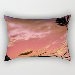 Estrangement Rectangular Pillow