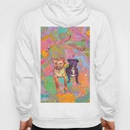 Bestie + Palette Hoody