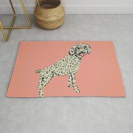 Animal Series - Happy Dog Rug