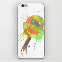 tmnt iPhone & iPod Skins featuring TMNT by SpooksieBoo