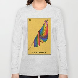 La Bandera Long Sleeve T-shirt