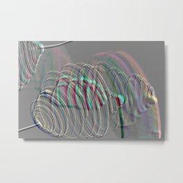 Turquise - 01 D Metal Print
