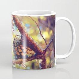 Autumn pine cones  #photography Coffee Mug