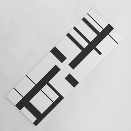 Lines #3 Yoga Mat