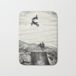 gozillas ride Bath Mat