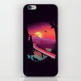 Passing Through iPhone Skin