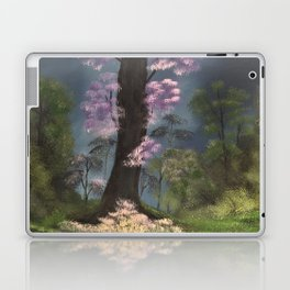 Majestic tree - Queen of the Forest Laptop & iPad Skin