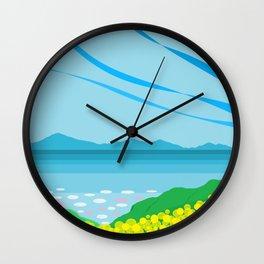 0023 Wall Clock