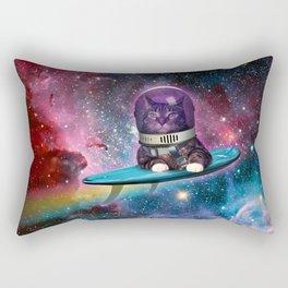 Spacesurfer Bruce Rectangular Pillow