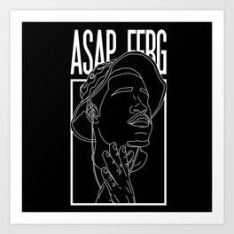 Trap Lord Art Print