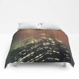 Misty Tower Comforters