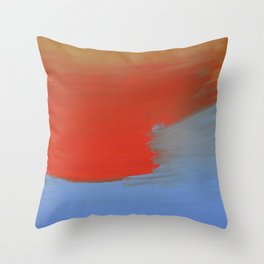 Scrappy Cat Series-1 Throw Pillow