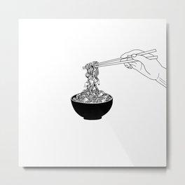 Recharge Metal Print
