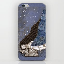 Schneewittchen-The Queen's Wish iPhone Skin