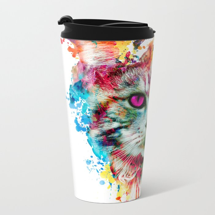 Cat II Metal Travel Mug