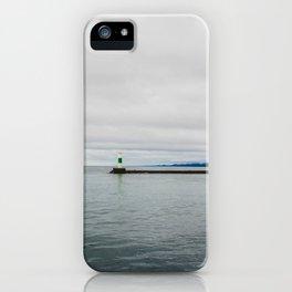 Artist Point Trail, Grand Marais, Minnesota 9 iPhone Case