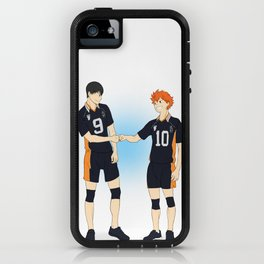fistbump iPhone Case
