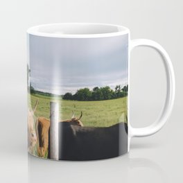 Highland Cows III Coffee Mug