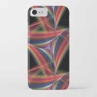 triangles iPhone & iPod Cases featuring Triangles by David Zydd