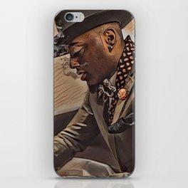Gangsta iPhone Skin