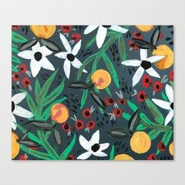 Moody Tropical Canvas Print