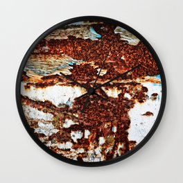 In A Funk Wall Clock