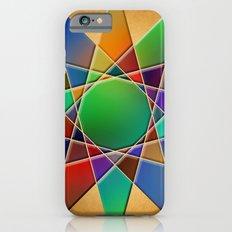 Rainbow Star iPhone 6s Slim Case