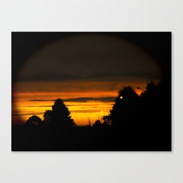 Another Day Canvas Print
