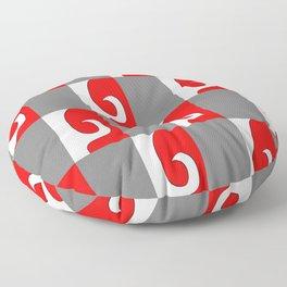 PycadilyCircus Floor Pillow