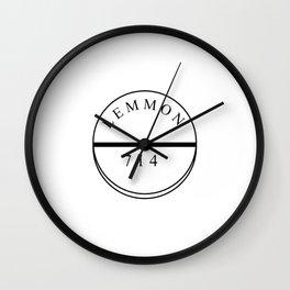 lemmon 714 Wall Clock