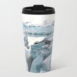 Iceland Glacier Lagoon | Jökulsárlón Travel Mug